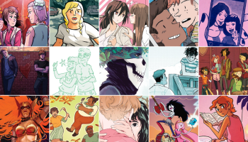50 queer comics gift guide