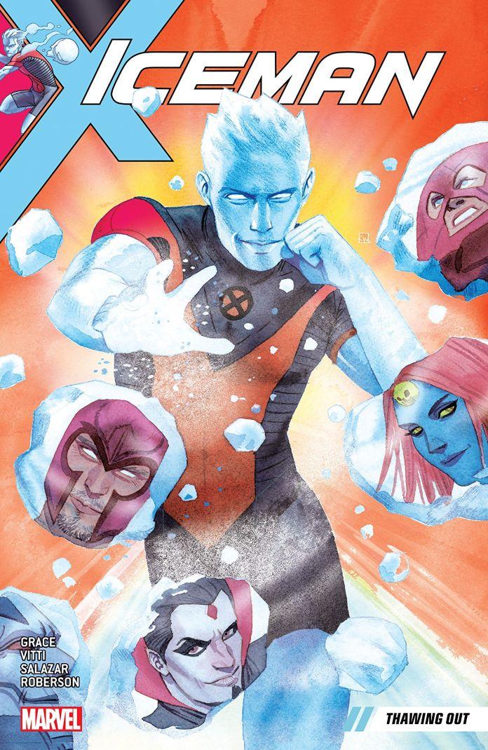50 queer comics: Iceman