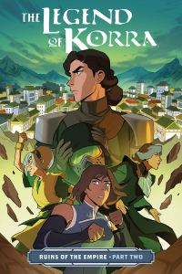The Legend of Korra: Ruins of the Empire, Part 2
