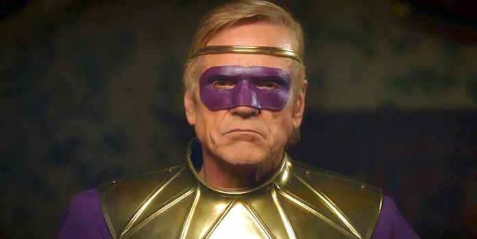 Jeremy Irons as Ozymandias