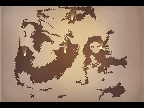 The world of Remnant from RWBY