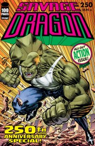 Image February 2020 solicits: Savage Dragon #250