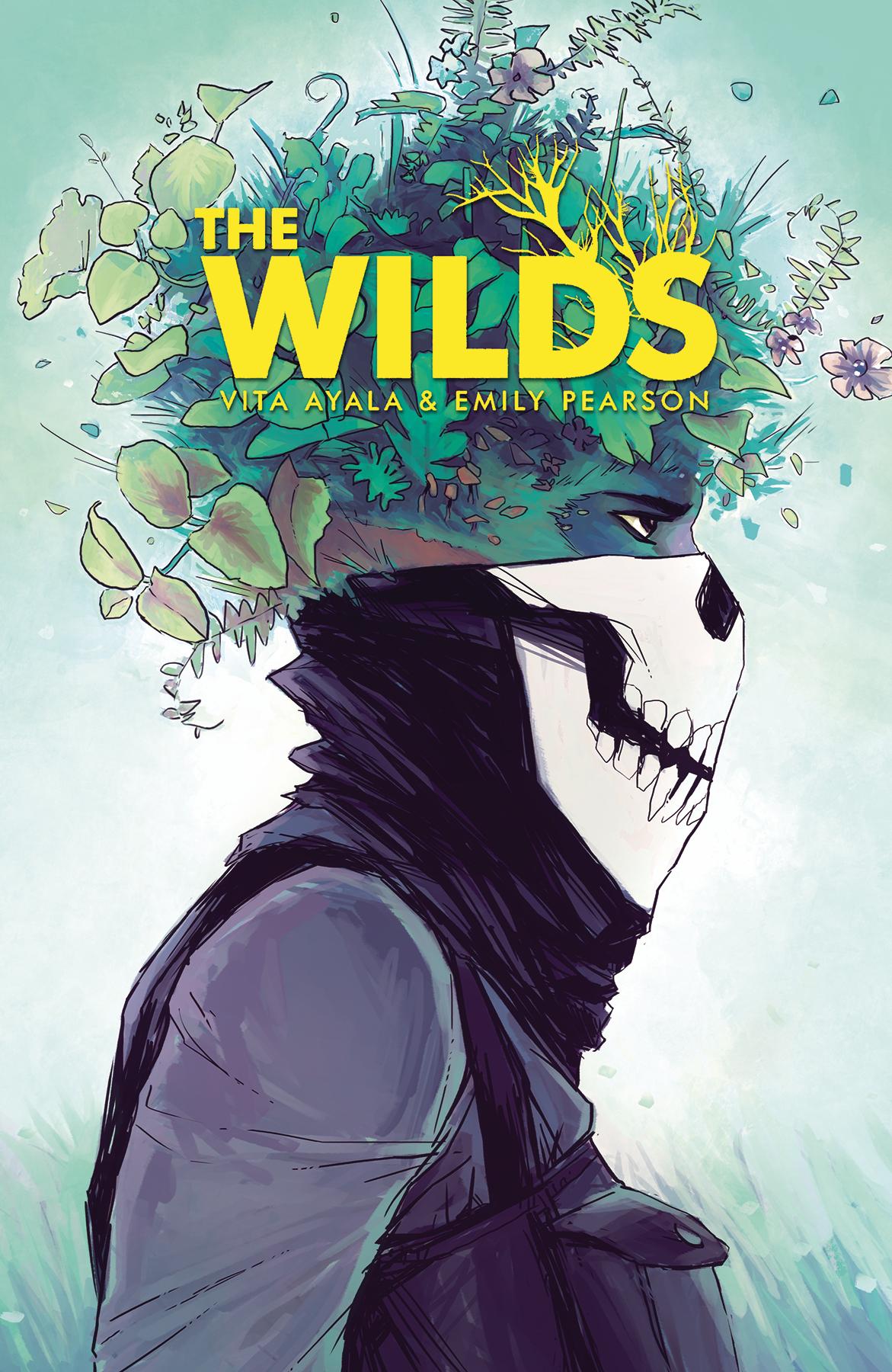 50 queer comics: The Wilds