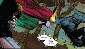 X-Force Beast Jean Grey Wolverine