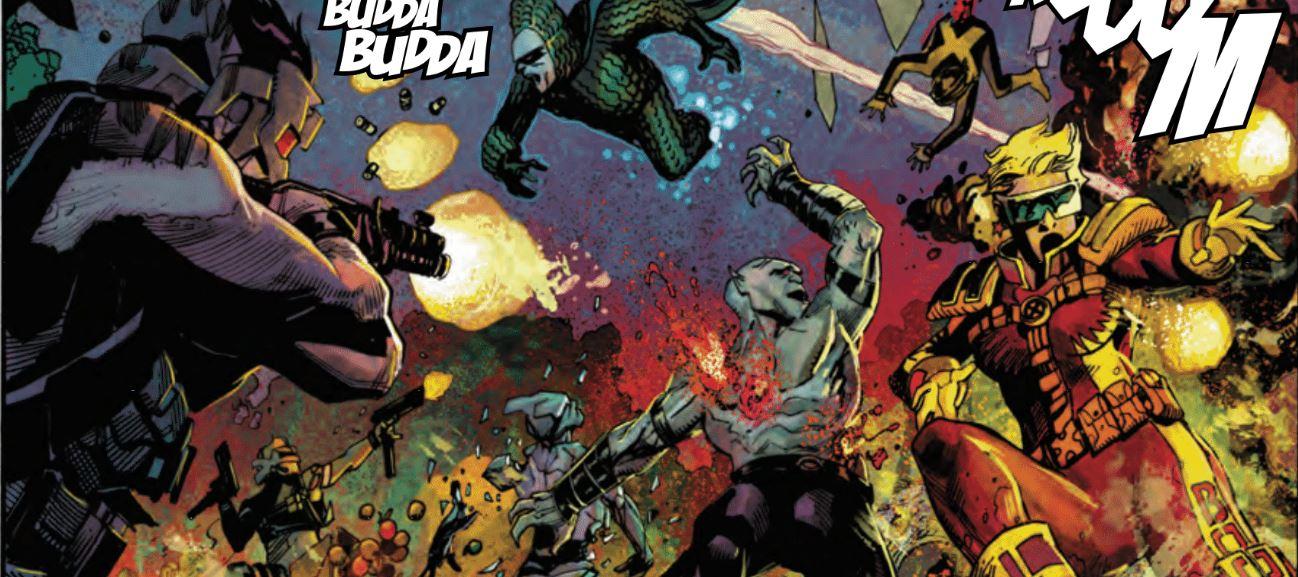 X-Force Krakoa Attacked