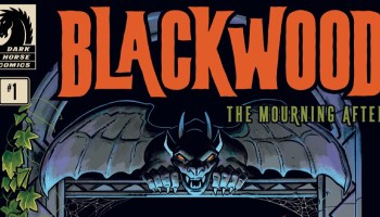 Blackwood: The Mourning After cover