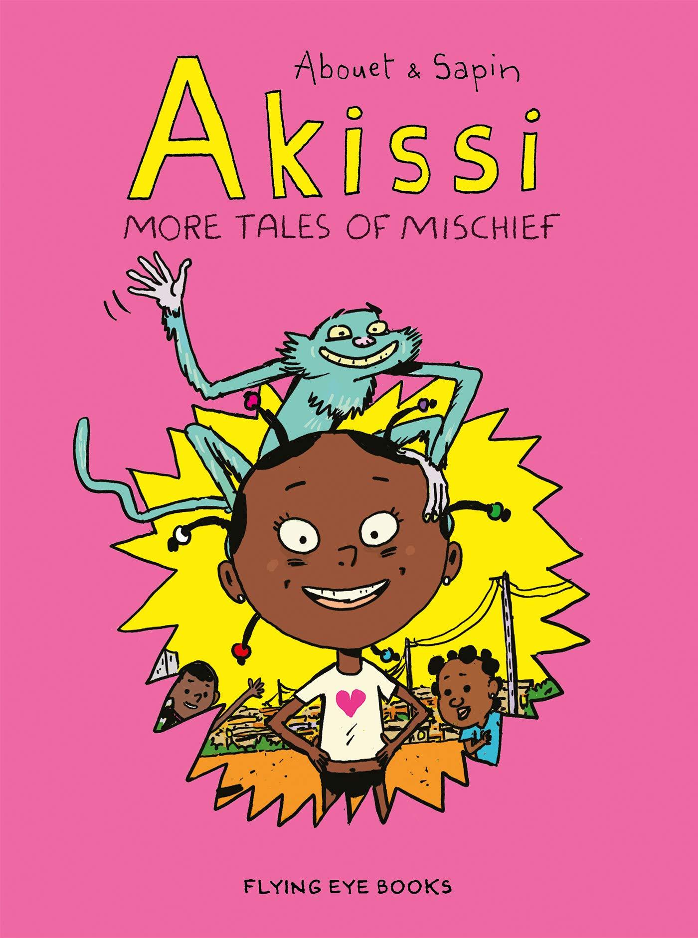 Best Comics of 2019: Akissi
