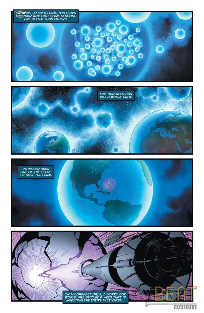 Batman/Superman #5 Interior
