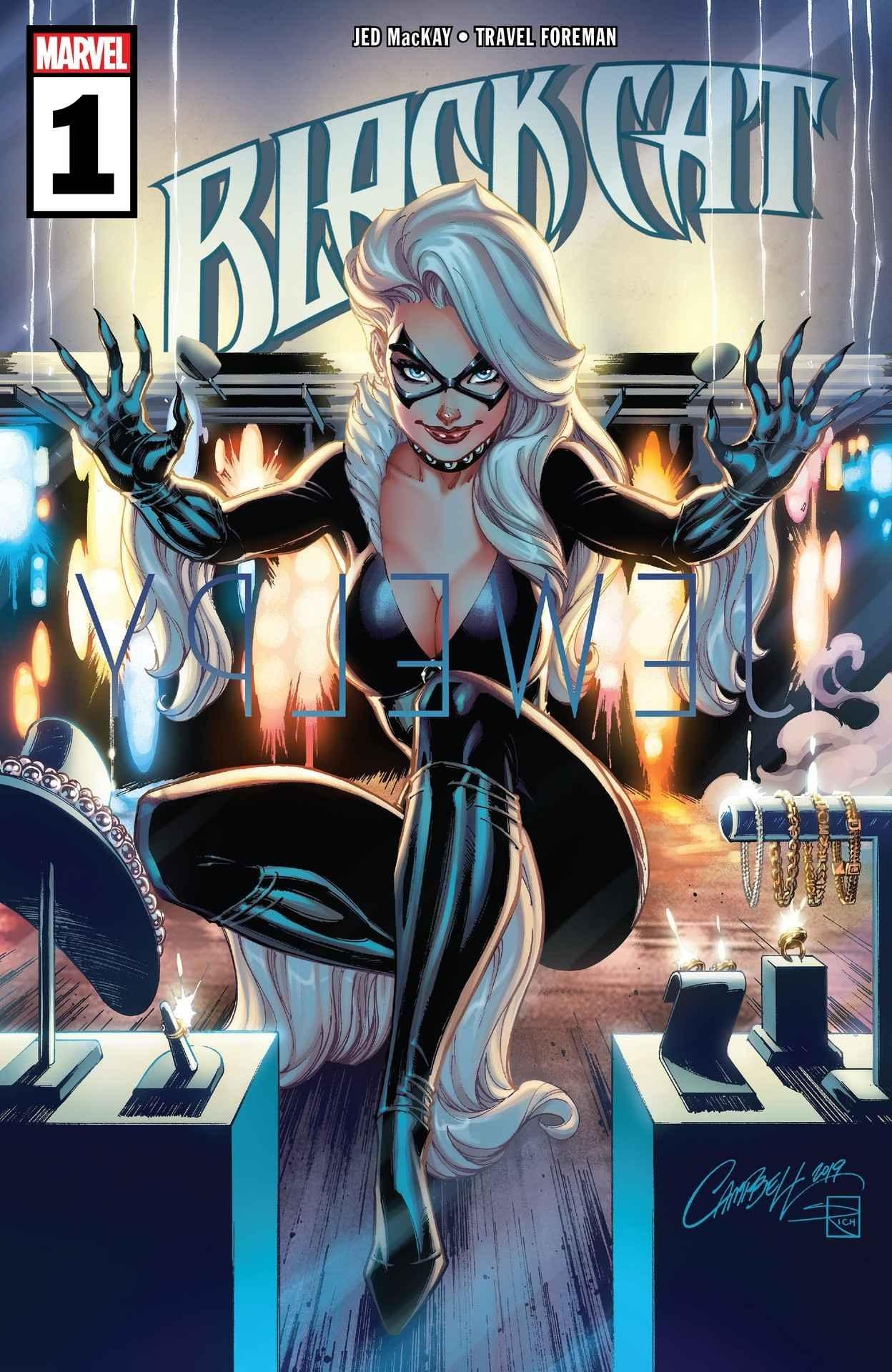 Best Comics of 2019: Black Cat
