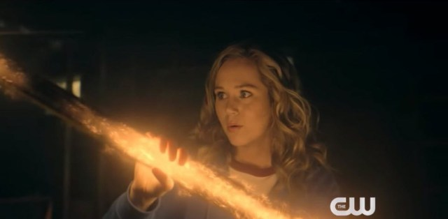 First STARGIRL trailer introduces Courtney Whitmore to the Cosmic Staff