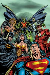DC Comics March 2020 solicits: Dollar Comic: JLA #1
