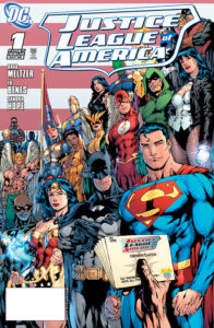 DC Comics March 2020 solicits: Dollar Comic: Justice League of America #1