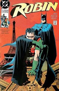 Dollar Comic: Robin #1