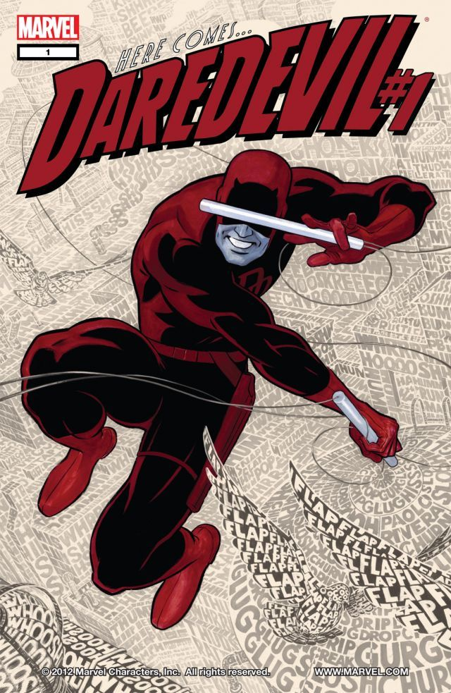 The 100 Best Comics of the Decade: Daredevil
