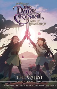 JIM HENSON'S THE DARK CRYSTAL: AGE OF RESISTANCE #7