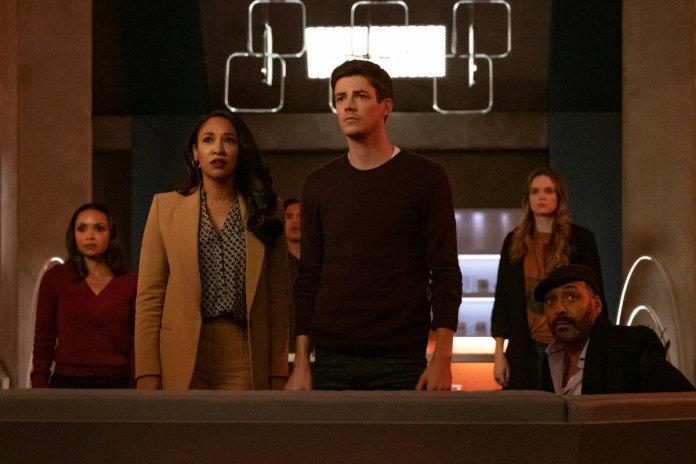 From THE FLASH S6E8; Photo: The CW.