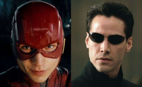 THE FLASH movie has a date, as does THE MATRIX 4, but you