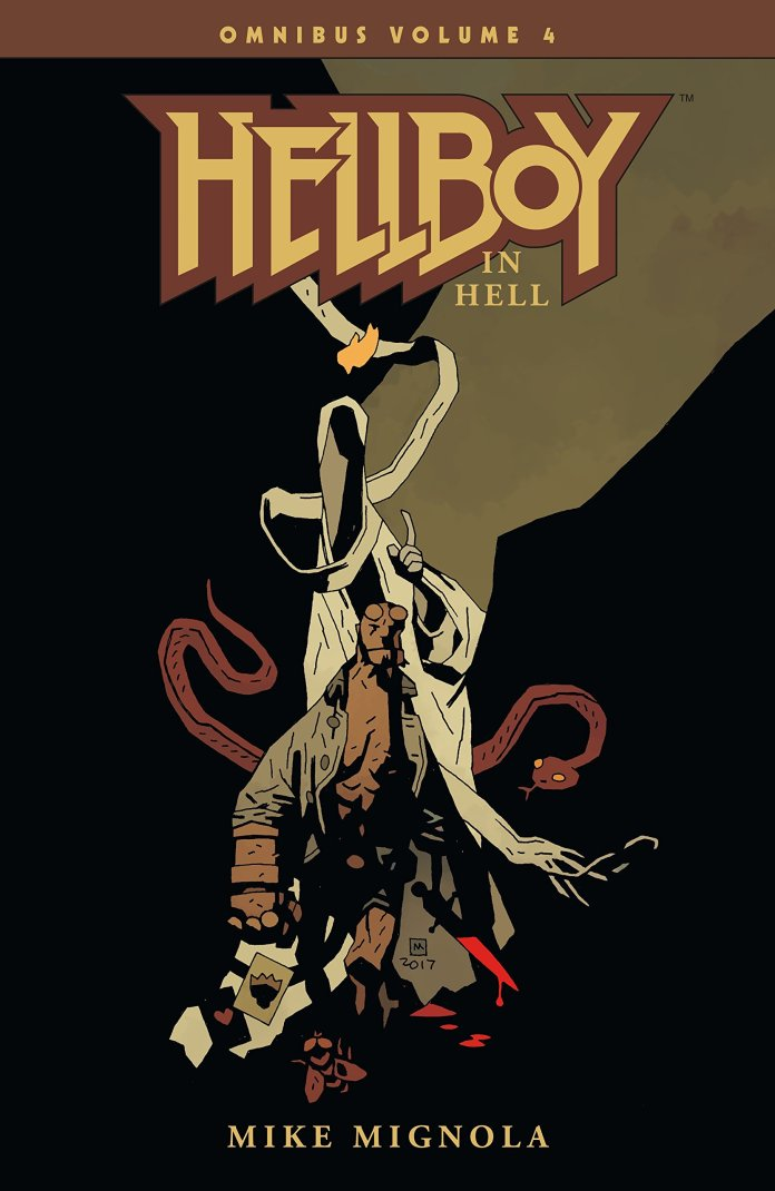 The 100 Best Comics of the Decade: Hellboy In Hell