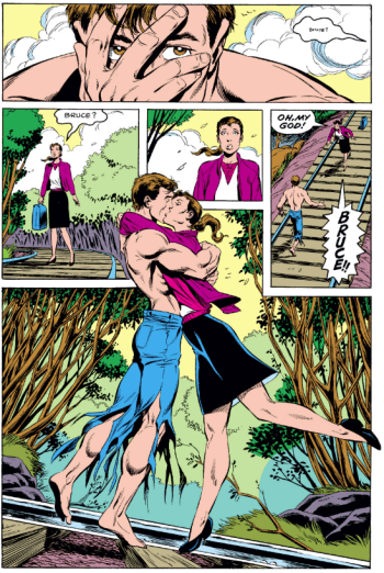 Bruce and Betty Banner