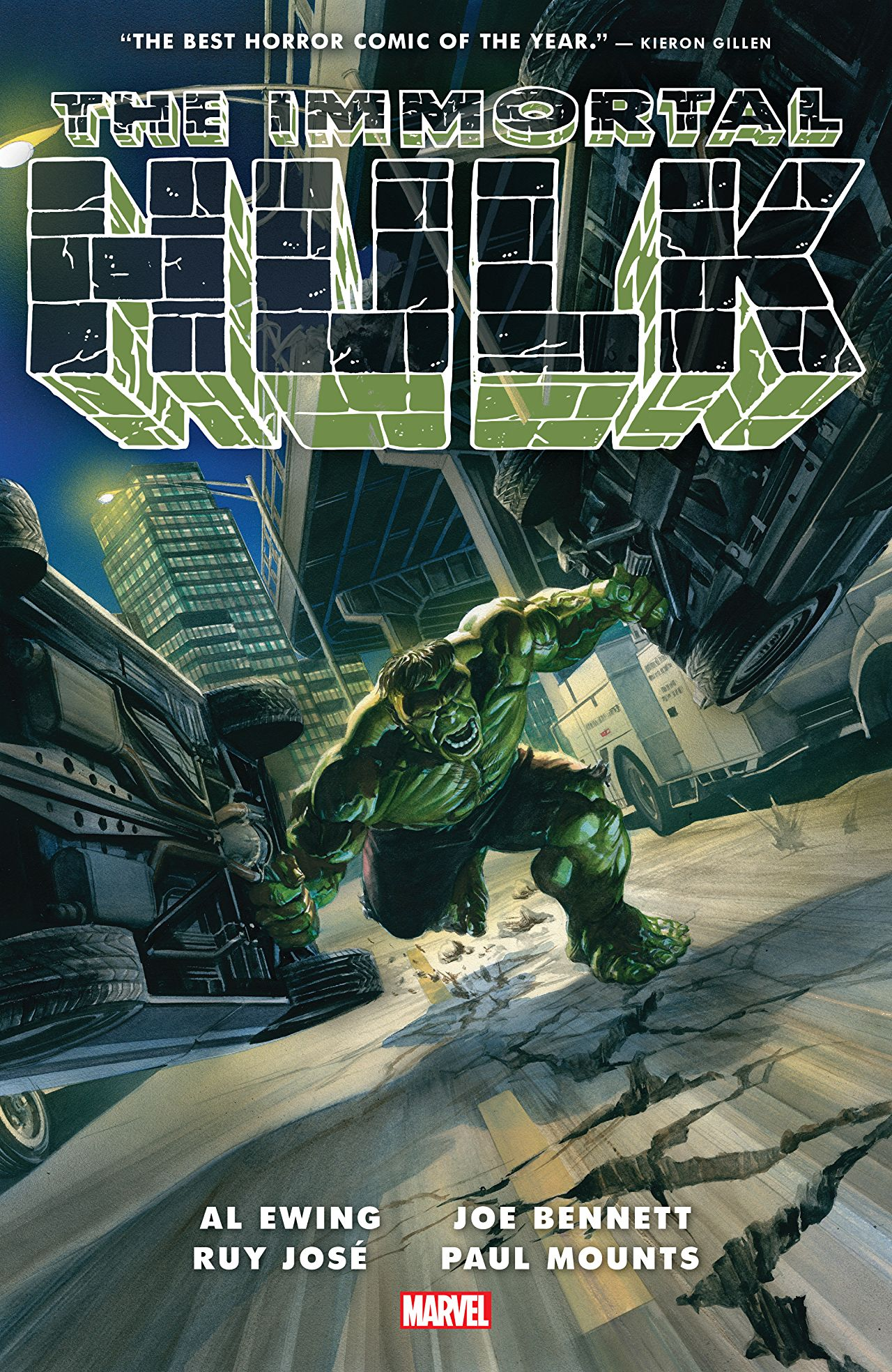 The 100 Best Comics of the Decade: The Immortal Hulk