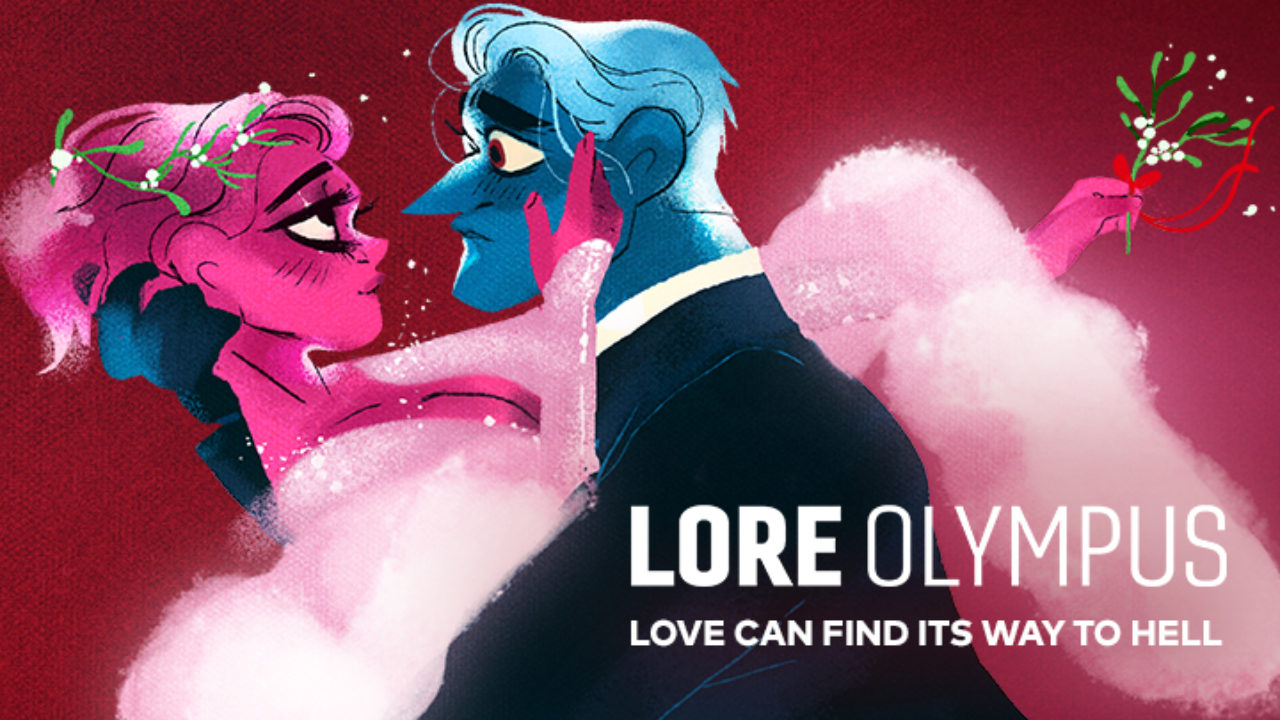 The 100 Best Comics of the Decade: Lore Olympus