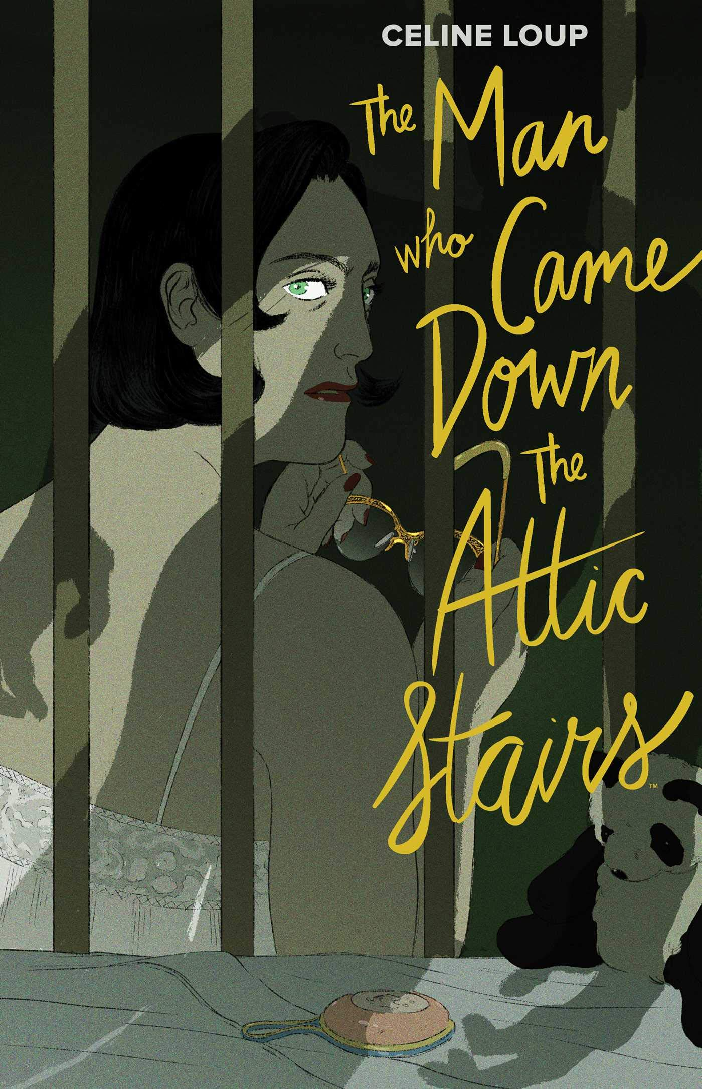 Best Comics of 2019: The Man Who Came Down the Attic Stairs