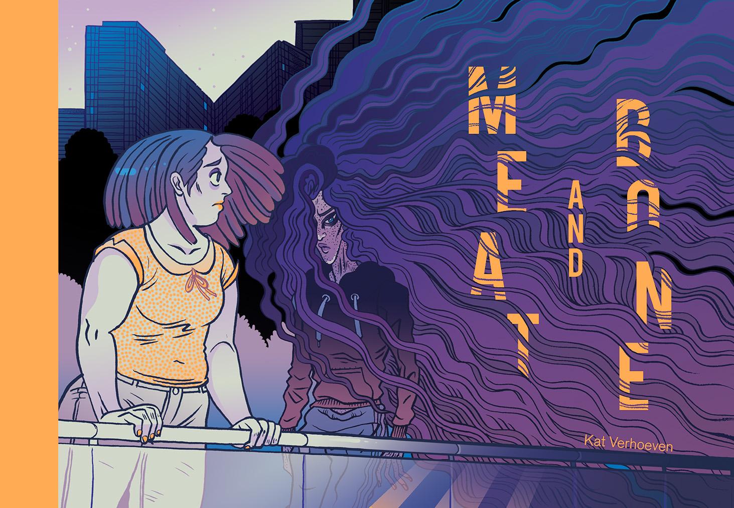 Best Comics of 2019: Meat and Bone
