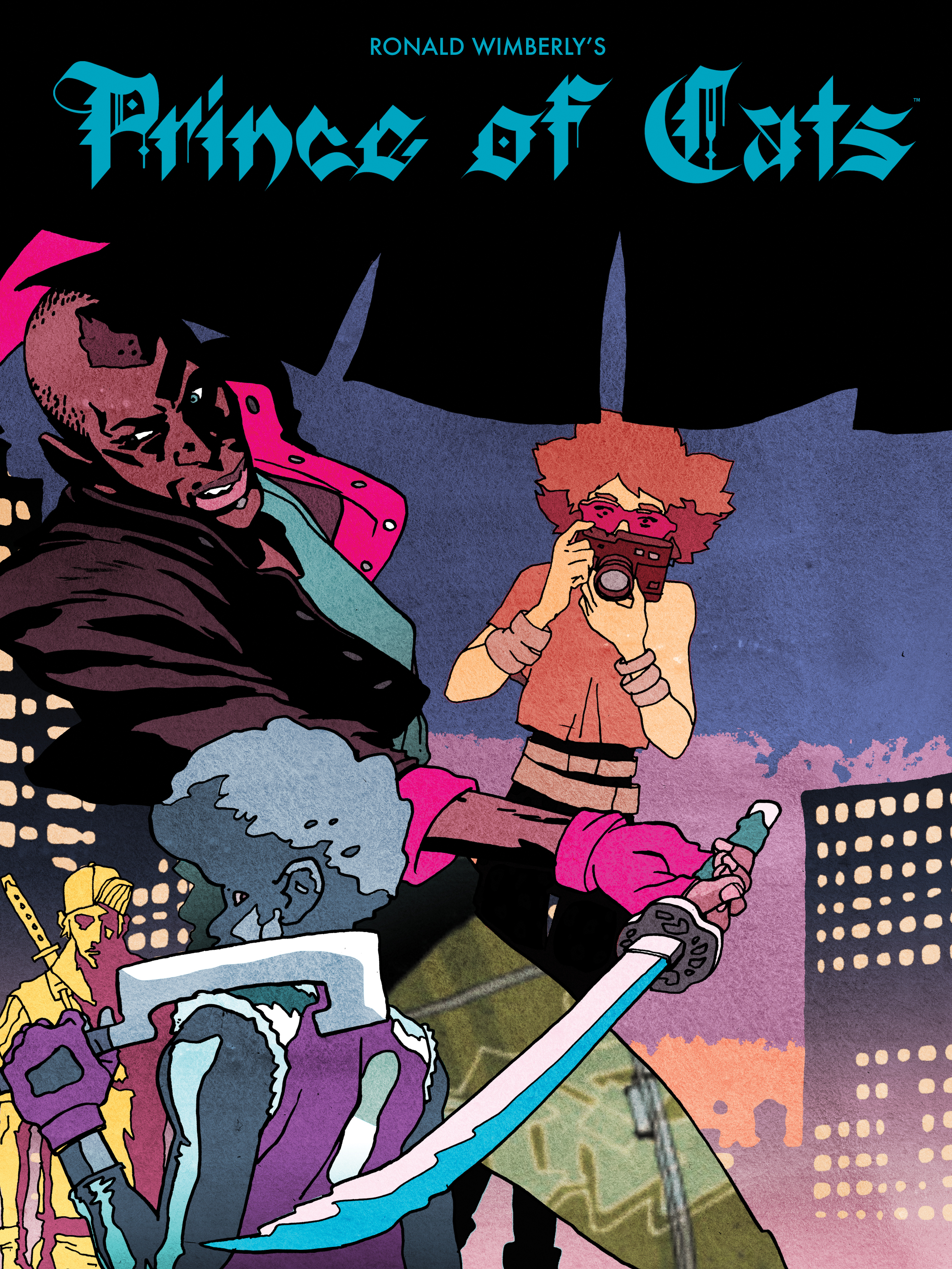 The 100 Best Comics of the Decade: Prince of Cats