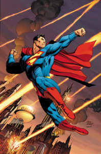 DC Comics March 2020 solicits: Superman: Up In The Sky HC