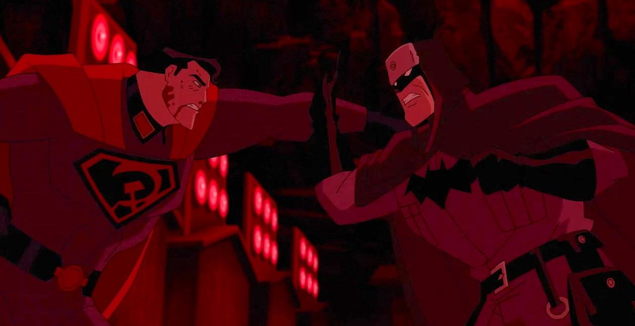 Superman Red Son Trailer
