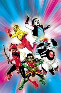 Teen Titans #40