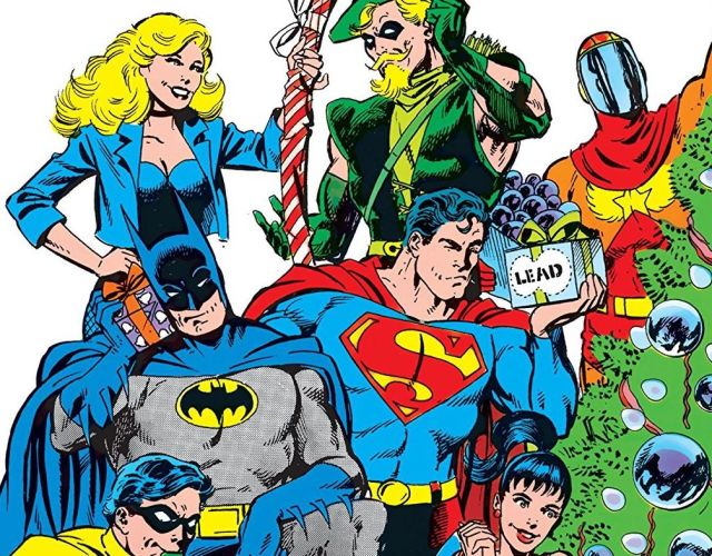 20 Holiday comics to help get you in the spirit!