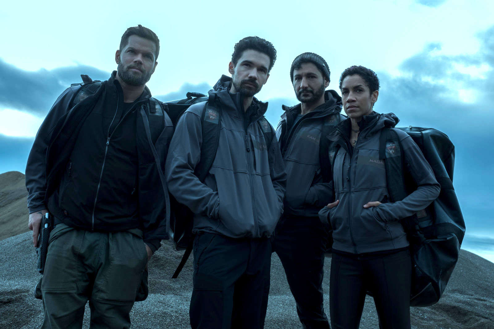 The crew of the Roci are on a new adventure on The Expanse