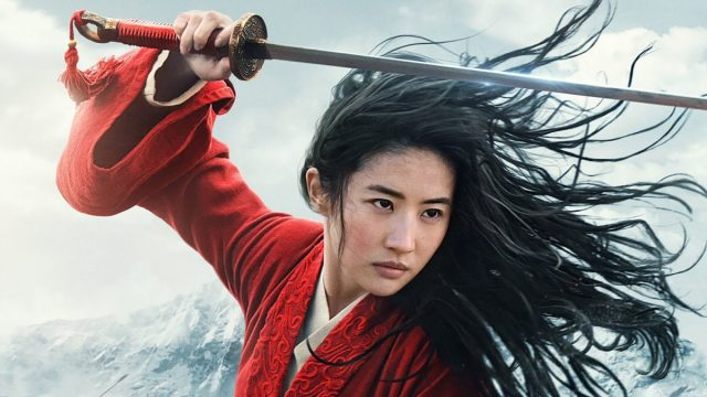 The new MULAN live-action trailer has arrived