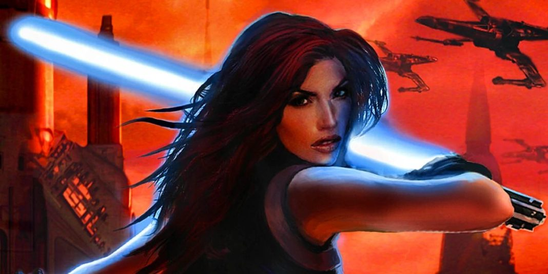 Mara Jade of Star Wars