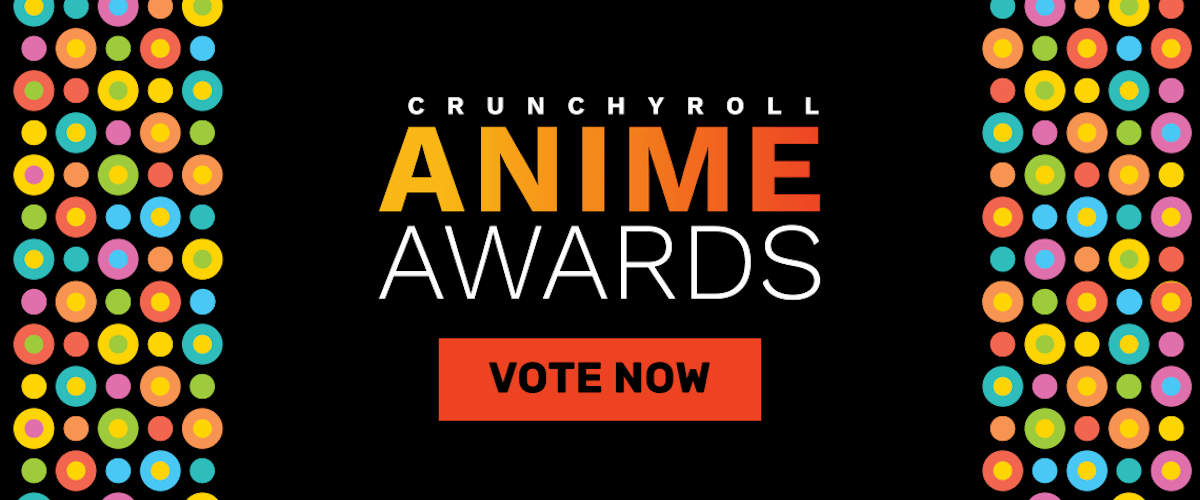 crunchyroll 2020 anime awards