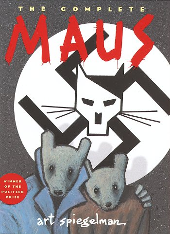 Cover to Maus collection