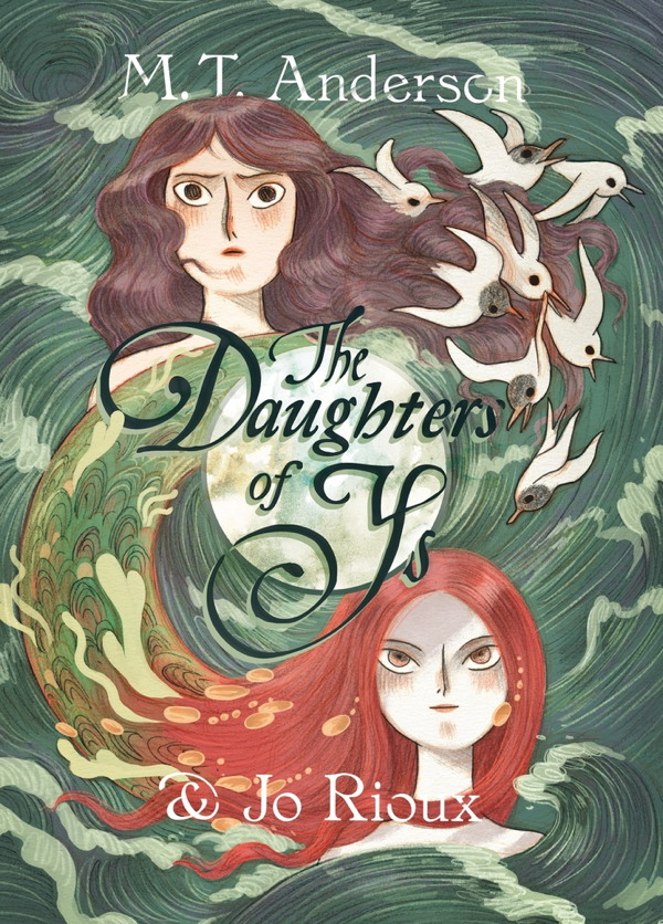 Daughters of Ys cover