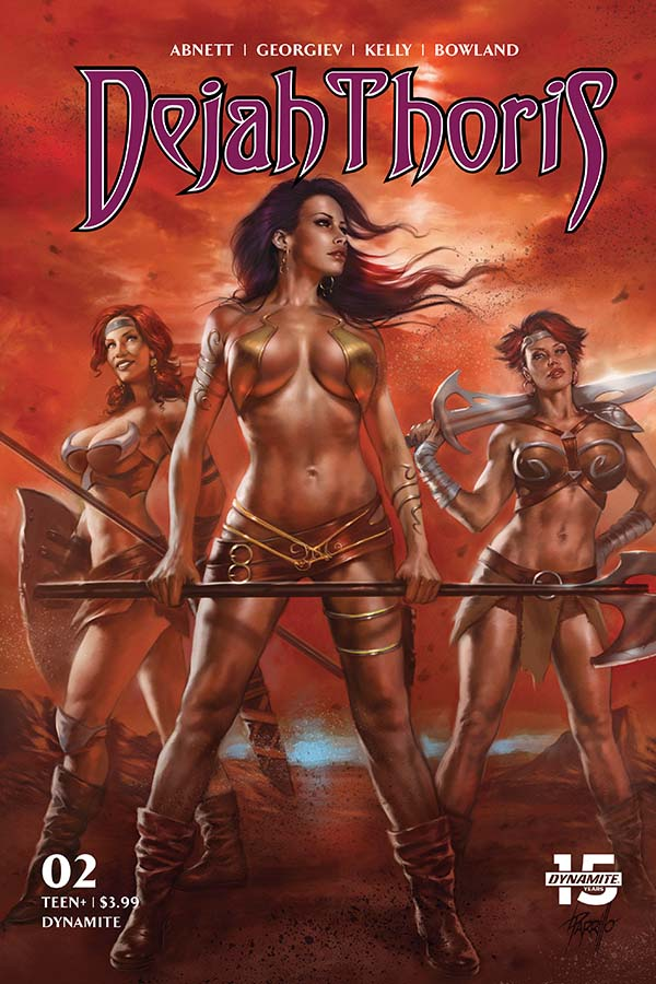 Dejah Thoris #2