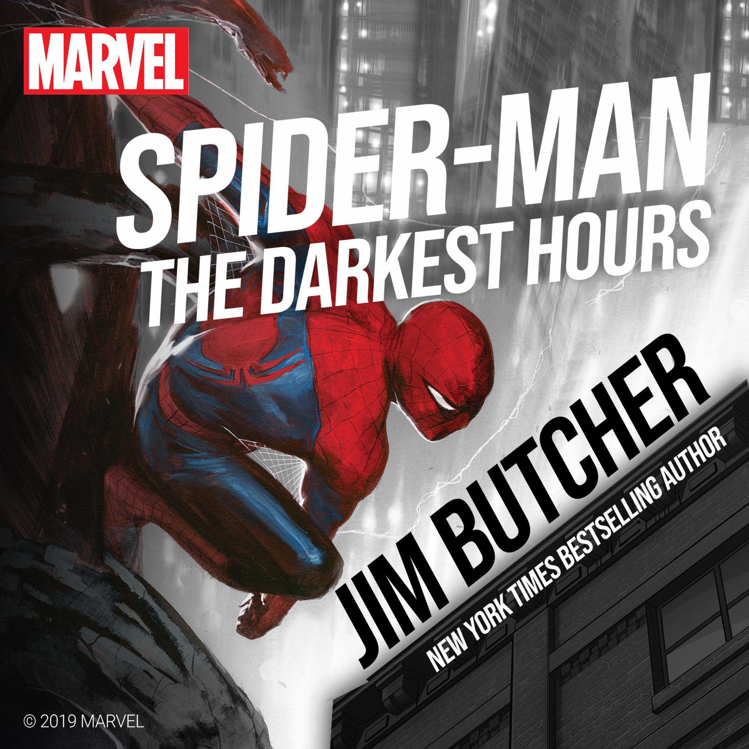 Marvel audiobooks