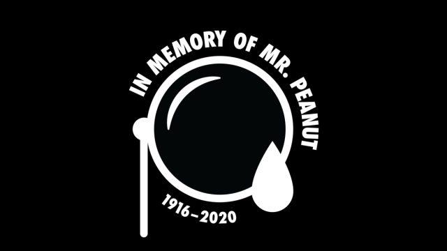 The Death of Mr. Peanut: A late capitalist nightmare