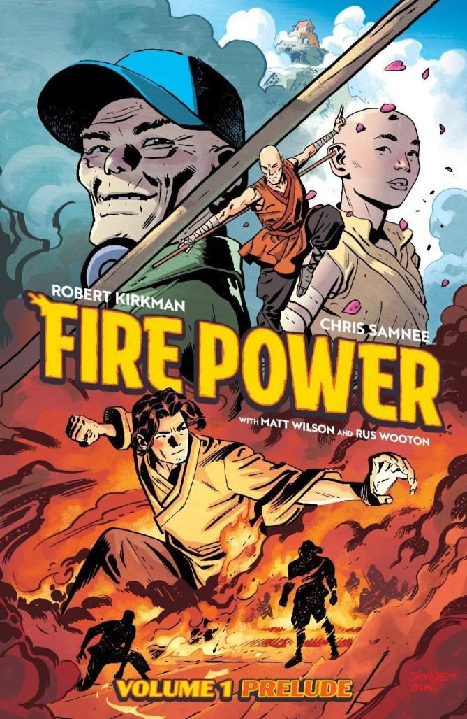 Fire Power #2