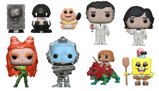Gotta love these Funko London Toy Fair reveals including Joker, Pixar and American Psycho!