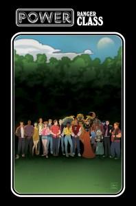 BOOM! Studios April 2020 solicits: Go Go Power Rangers #32