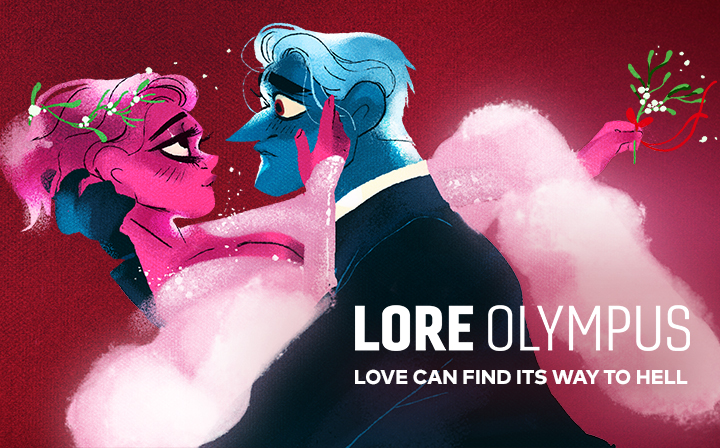 lore olympus top 30 comics webtoon