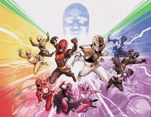 BOOM! Studios April 2020 solicits: Mighty Morphin Power Rangers #50