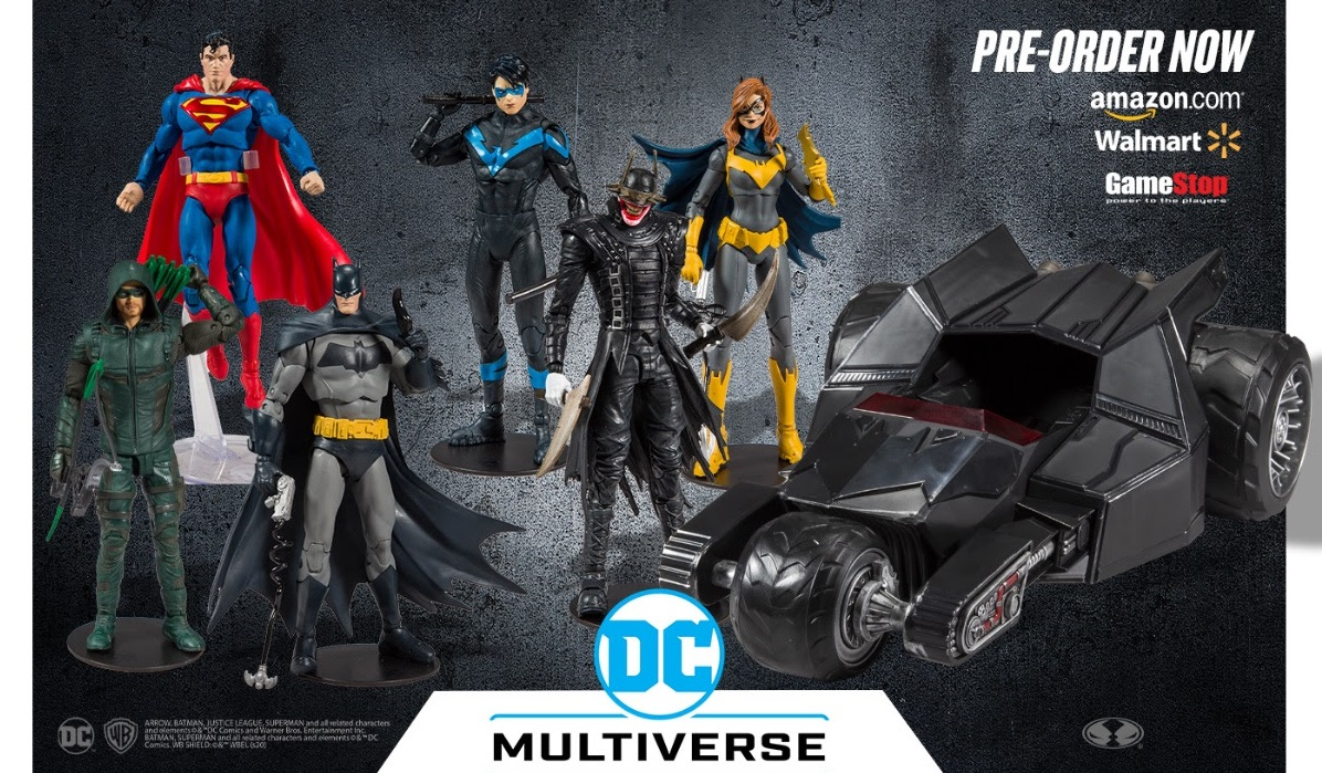 First Wave Of Mcfarlane Toys Dc Figures Revealed The Beat