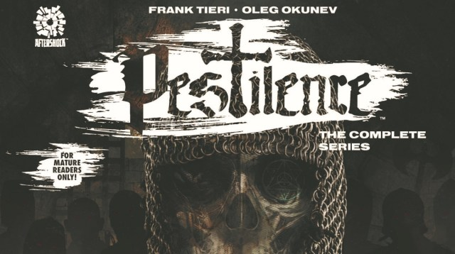 EXCLUSIVE: Read Pestilence #1 from the new omnibus free