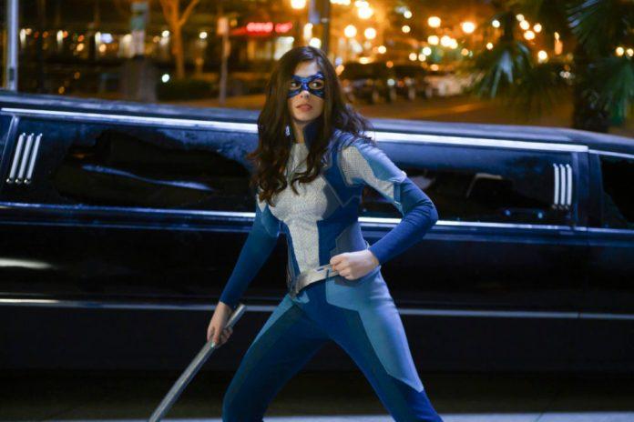 Supergirl Season 4 Recap Image - Nia Nal - Dreamer