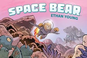 BOOM! Studios April 2020 Solicits: Space Bear HC